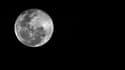 La Lune (photo prise en janvier 2020)