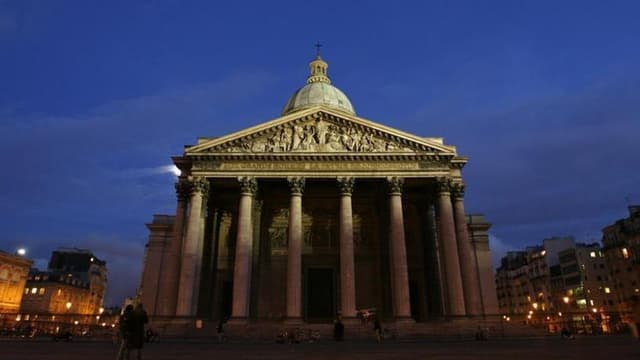 Le Panthéon de Paris.