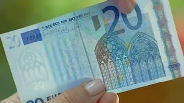 La banque centrale européenne va dévoiler le remplaçant de l'actuel billet de 20 euros au mois de février.
