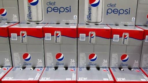 """Les ventes de """"diet sodas"""" ont baissé de 7% sur un an."""