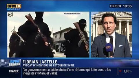 """La France recherche 306 jihadistes """"en Syrie ou sur le retour"""", déclare François Molins"""