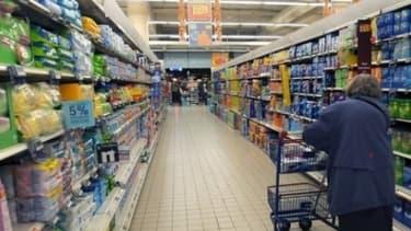 En mars, les prix à la consommatiopn ont continué de progresser au rythme de 1% sur un an.