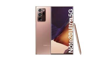 Profitez d'une remise exceptionnelle sur la gamme Galaxy Note 20 !