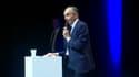 Éric Zemmour lors de sa conférence à Lille Grand Palais, samedi 2 octobre.