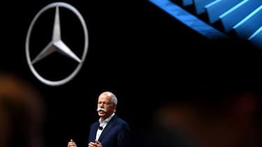 Daimler va investir 500 millions d'euros dans son usine Smart à Hambach (Moselle) pour y produire un véhicule électrique Mercedes-Benz.