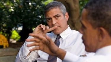 George Clooney continue son engagement pour le Soudan.