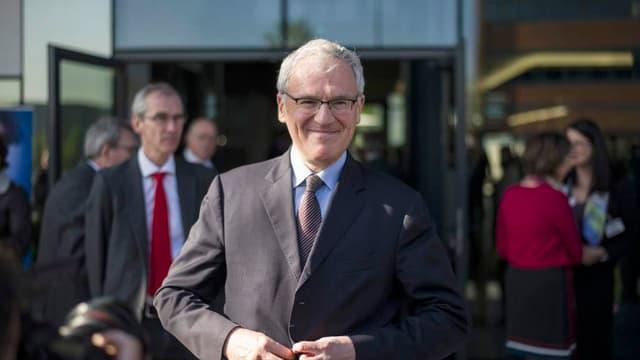 Jean-Bernard Lévy est notamment passé par Vivendi et dirige actuellement le groupe Thales.