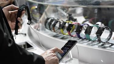En 2014, il s'est vendu 4 millions de montres dans le monde. Samsung prend facilement la place de leader avec un million de smartwatch. Tout reste à faire.