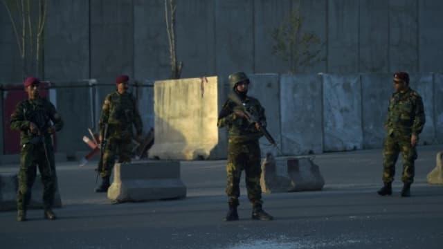 Plusieurs fortes explosions ont été entendues ce mercredi à Kaboul.