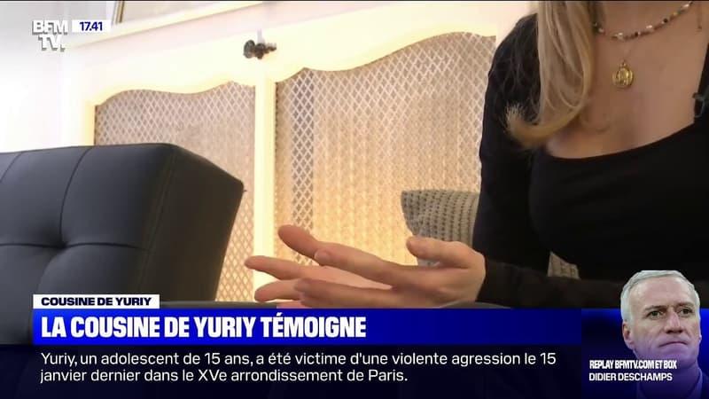 """""""Il n'y a aucune dignité à être à 14 sur une personne"""", la cousine de Yuriy témoigne"""