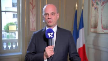 Jean-Michel Blanquer, invité de BFMTV mardi 7 juillet 2020.