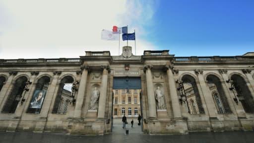 La Mairie de Bordeaux