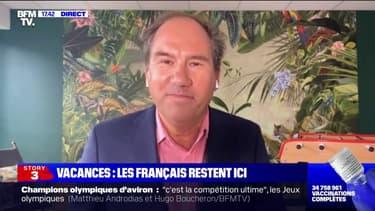 """Vacances: selon le cabinet de conseil Protourisme, """"les destinations qui dépendent des clientèles françaises se portent bien"""""""