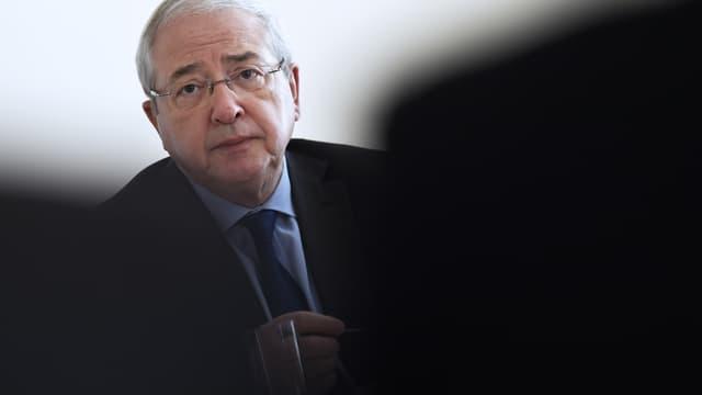 Jean-Paul Huchon, ancien président de la région Île-de-France.