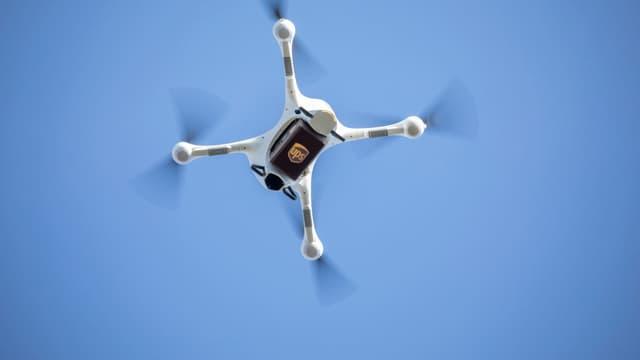 Les premiers drones chargés d'acheminer des échantillons médicaux ont été autorisés aux Etats-Unis.
