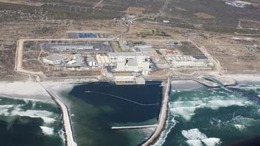 La centrale de Koeberg est la seule centrale nucléaire d'Afrique du Sud.