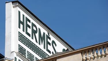 """Hermès n'organisent pas de soldes... mais des """"ventes privées"""" hors les murs."""
