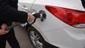 """Pour Loreilei Limousin, porte-parole de l'association Réseau Action Climat France: """"Le carburant le moins cher est celui qu'on ne consomme pas"""""""