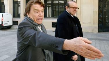Quelques mois après l'annulation de l'arbitrage contesté entre Bernard Tapie et le Crédit Lyonnais portant sur la vente d'Adidas, deux anciennes sociétés de l'hommes d'affaires ont formé un recours pour s'opposer à cet arrêt.