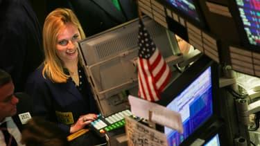 Un trader qui a du avoir le sourire, en réalisant qu'il est l'un des seuls à avoir su profiter des turbulences de marché, après le statu quo de la FED.