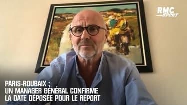 Paris-Roubaix : Un manager général confirme la date déposée pour le report