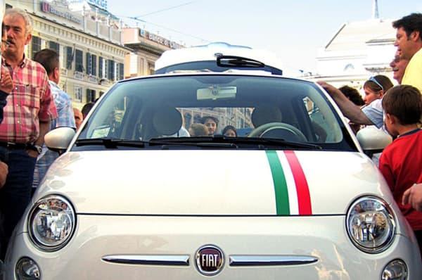 La Fiat 500 fait son grand retour en 2007