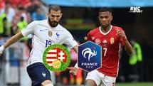 """Hongrie 1-1 France : """"Un sentiment indescriptible"""" avoue Nego"""