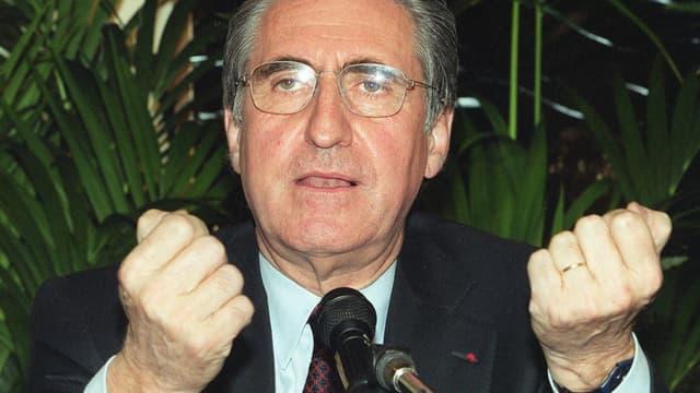 Ernest-Antoine Seillière est soupçonné de fraude fiscale.