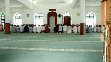 Une mosquée à La Réunion.