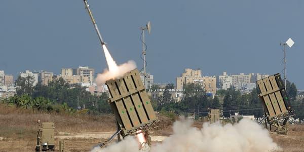 Une batterie anti-missile du Dôme de fer, à Ashdod, le 9 juillet 2014.