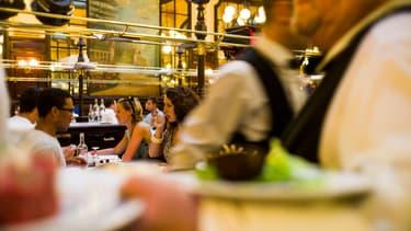 Les restaurants souffrent particulièrement de cette crise