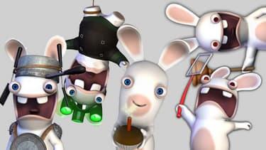 Les Lapins Crétins la licence à succès d'Ubisoft