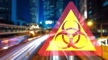 """L'UPU estime que l'épidémie du nouveau coronavirus allait entraîner """"la suspension de vols qui perturbe les opérations postales""""."""