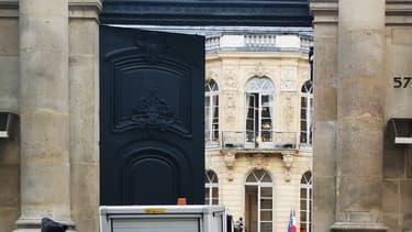 Les portes de Matignon, vendredi 3 juin.
