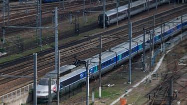 Pour ce 5e jour de grève, la SNCF prévoit les mêmes conditions de trafic que samedi