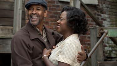 """Denzel Washington et Viola Davis dans """"Fences"""""""