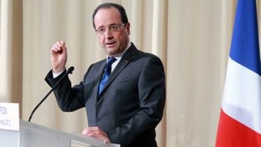 François Hollande a choisi de se déplacer sur un site qui ilustre au mieux l'accord sur l'emploi.