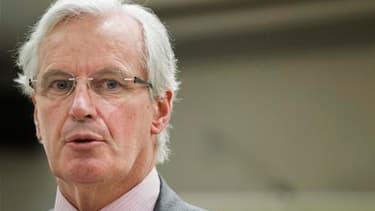 """Michel Barnier affirme qu'il votera """"sans états d'âme"""" pour le socialiste oppposé à un candidat du FN au deuxième tour des cantonales dans sa région d'origine. Le commissaire européen apporte ainsi une nouvelle voix discordante dans le débat à l'UMP, dont"""