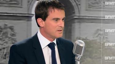 Manuel Valls évoquera le second tour des élections régionales au micro de BFMTV et RMC.