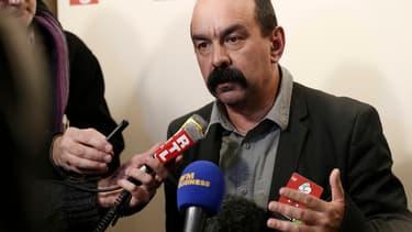 """Philippe Martinez a du s'y reprendre à plusieurs fois pour faire valider sa liste du bureau confédérale par """"le Parlement"""" de la CGT."""