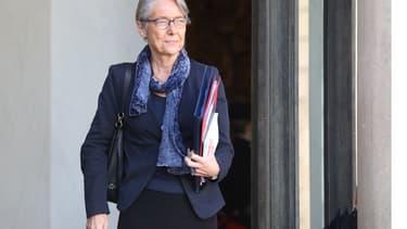 La ministre des Transports, Elisabeth Borne.