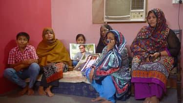 La famille de Sohail Ahmed accuse les services pakistanais de l'avoir tué, car il était associé au MQM, un parti dans la ligne de mire des forces de police.