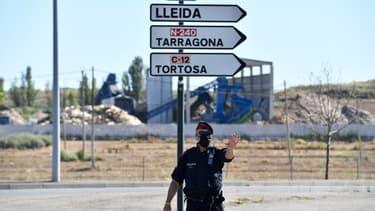 Isolée depuis le 4 juillet du reste de la Catalogne, la région située près de Lérida doit désormais se reconfiner à domicile