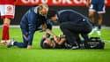 Le Parisien Mauro Icardi blessé à l'épaule contre Brest