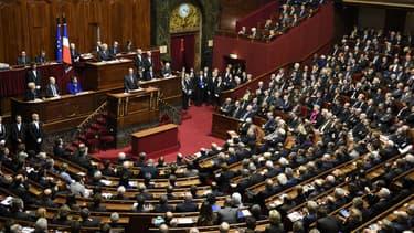 Le Parlement réuni en Congrès à Versailles en novembre 2015 (photo d'illustration)