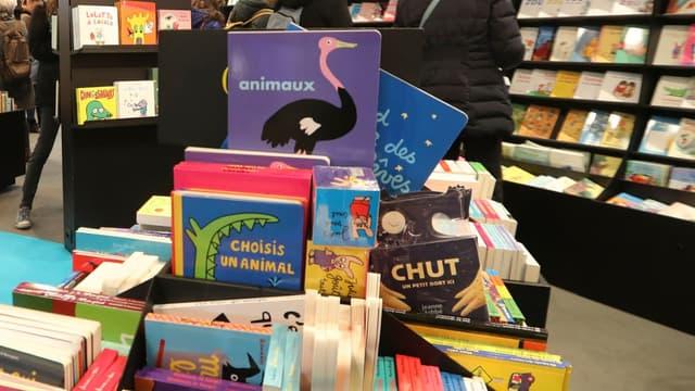 La littérature jeunesse représente près d'un quart du marché du livre