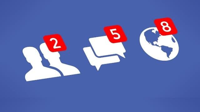Facebook propose des paramètres contre les notifications intempestives.