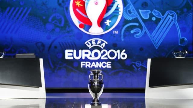 L'Euro 2016 se déroulera en juin 2016 en France.