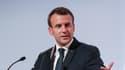 Emmanuel Macron, le 7 mars 2018.