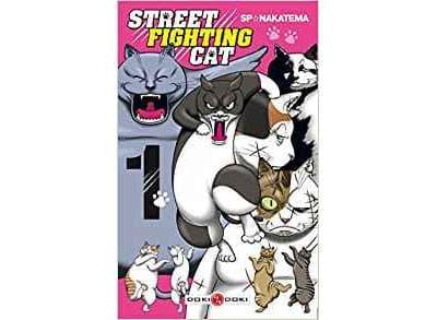 Street Fighting Cat de SP Nakatema
